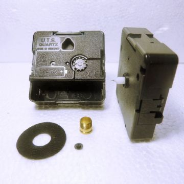 10mm microshaft UTS Carriage clock movement.